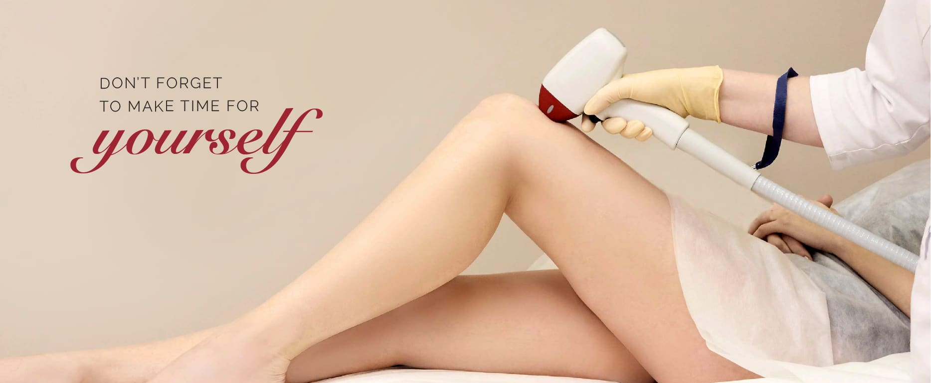 banner body laser treatment