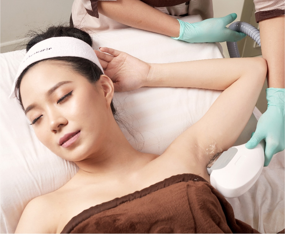 body laser ipl Treatment