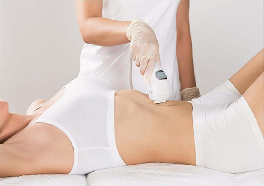 laser rejuvenation body